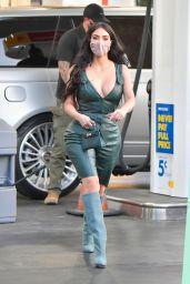 Kim Kardashian - Out in Los Angeles 07/06/2020