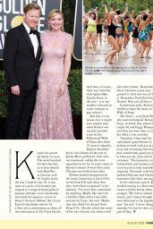 Kirsten Dunst - Fairlady Magazine August 2020 Issue