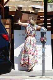 Kristen Bell - Out in Los Feliz 07/04/2020