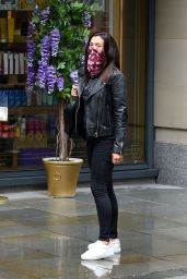 Kym Marsh - Head to House Of Evelyn Hair and Beauty in Manchester 07/18/2020