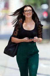 Kym Marsh - Leaves the BBC Studios in London 06/26/2020