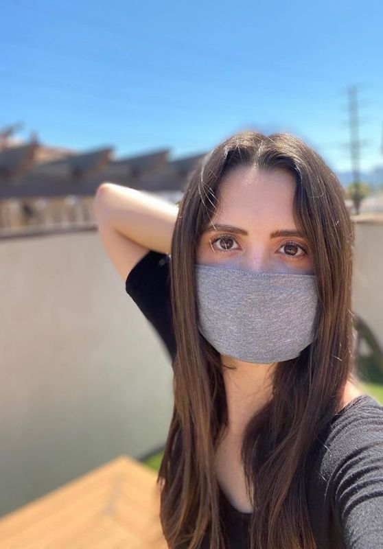 Laura Marano - Social Media Photos and Videos 07/20/2020