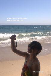Lauren Donzis - Social Media Photos 07/16/2020