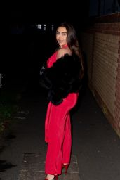 Lauren Goodger Night Out Style - Essex 07/09/2020