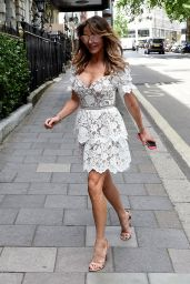 Lizzie Cundy - Annabels in Berkeley Square 07/13/2020