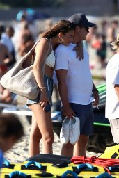 Lorena Rae - Beach in Saint-Tropez 07/25/2020