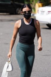 Lucy Hale - Shopping in Studio City 07/13/2020