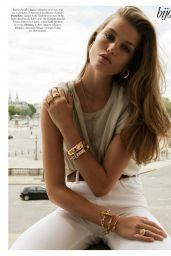 Luna Bijl - Vogue Paris August 2020 Issue