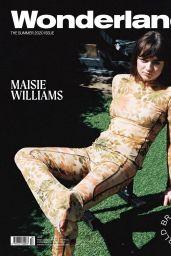 Maisie Williams - Wonderland Magazine Summer 2020