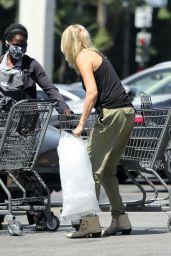 Malin Akerman - Shopping in Los Feliz 07/04/2020