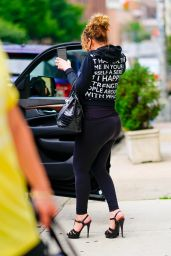 Mariah Carey - Out in New York City 07/06/2020