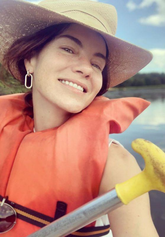 Michelle Monaghan - Social Media Photos 07/13/2020