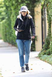 Michelle Pfeiffer - Out Walking in Santa Monica 07/16/2020