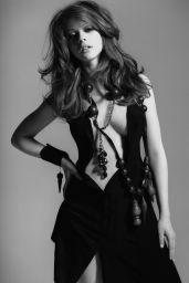 Michelle Trachtenberg - Esquire Magazine 2005