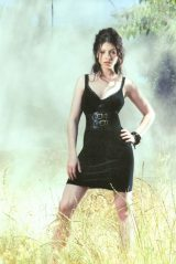 Michelle Trachtenberg - Mean Magazine 2006
