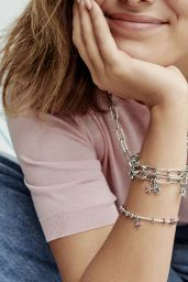 Millie Bobby Brown - Pandora Me Collection Summer 2020