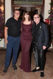 Monica Bellucci - Taormina Film Fest Evening in Honor of Dolce & Gabbana 07/18/2020