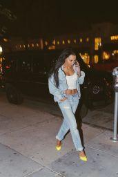 Naya Rivera - Instagram Photos 07/09/2020