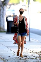Nicky Hilton - Shopping at Kitson Kids in West Hollywood 07/08/2020