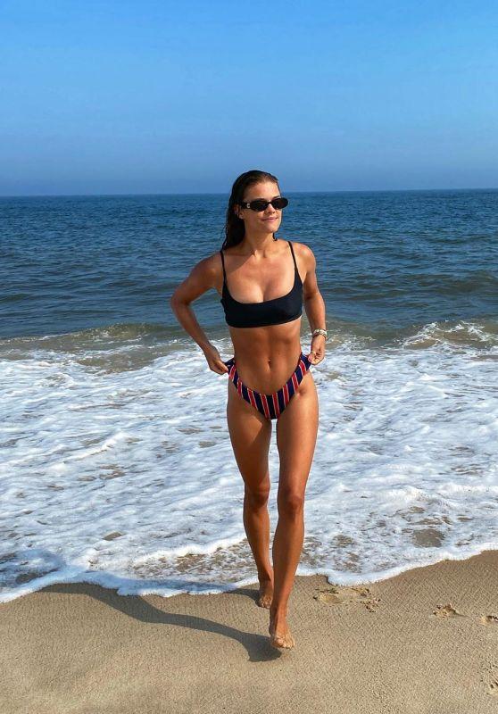 Nina Agdal in a Bikini - Social Media Photos 07/27/2020