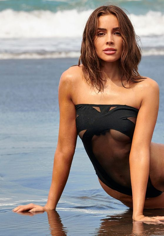 Olivia Culpo Outfit – Sports Illustrated Swimsuit Issue 2020 (I)