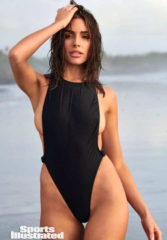 Olivia Culpo Outfit - Sports Illustrated Swimsuit Issue 2020 (V)