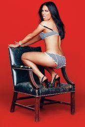 Olivia Munn - Photoshoot for GQ Magazine 2010