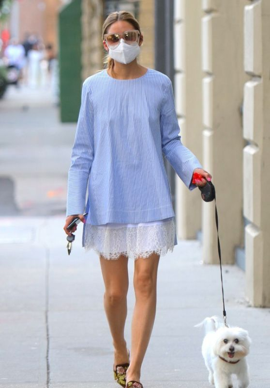 Olivia Palermo Outfit 07/18/2020