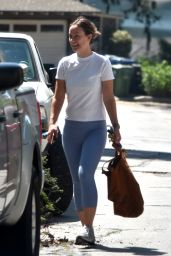 Olivia Wilde - Running Errands in Silver Lake 06/30/2020