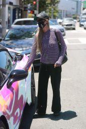 Paris Hilton - Juice Run in Beverly Hills 07/03/2020