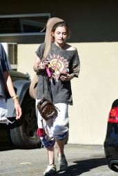 Paris Jackson - Out in Los Angeles 07/16/2020