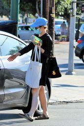 Rachel McAdams - Heads to a Grocery Store in LA 07/08/2020