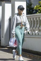 Rita Ora in Casual Outfit - Notting Hill 07/20/2020