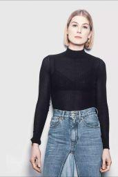 Rosamund Pike - Photoshoot for Paris Match 2020