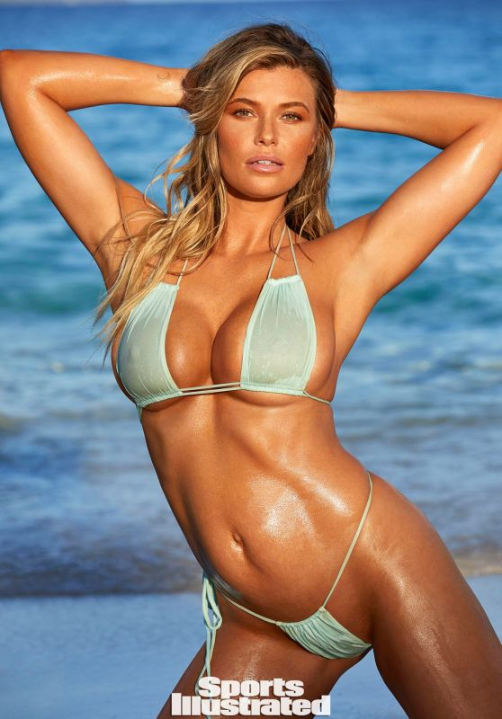 Samantha Hoopes – Sports Illustrated Swimsuit 2020