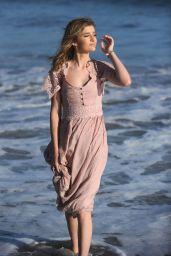 Sami Sheen - Photoshoot in Malibu 07/13/2020