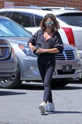 Sarah Hyland - Out in LA 07/17/2020