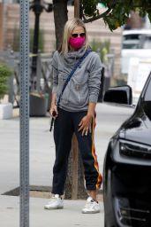 Sarah Michelle Gellar Wearing Aviator Nation - Los Angeles 07/08/2020