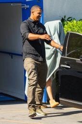 Selena Gomez - Leaving a Spa in Sherman Oaks 07/22/2020