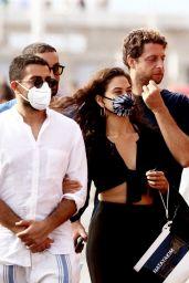 Shanina Shaik With Her Boyfriend Seyed Payam Mirtorabi in Saint-Tropez, 07/23/2020