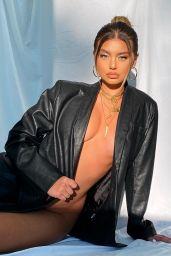 Sofia Jamora - Angel Alvarado Shoot July 2020