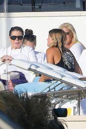 Sofia Richie at a Beach House in Malibu 07/25/2020