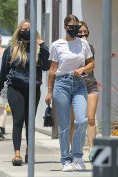 Sofia Richie in Casaul Outfit - Malibu 07/05/2020