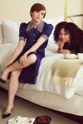 Sophia Lillis - Photoshoot for Netflix Queue Magazine July 2020