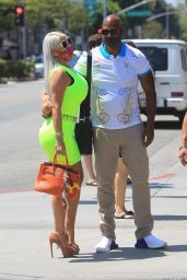 Sophia Vegas - Out in Beverly Hills 07/25/2020