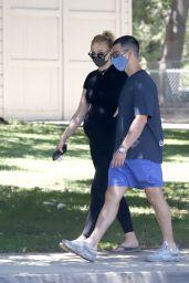 Sophie Turner and Joe Jonas - Out in LA 07/14/2020