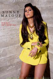 Sunny Malouf - Loot & Riot July 2020