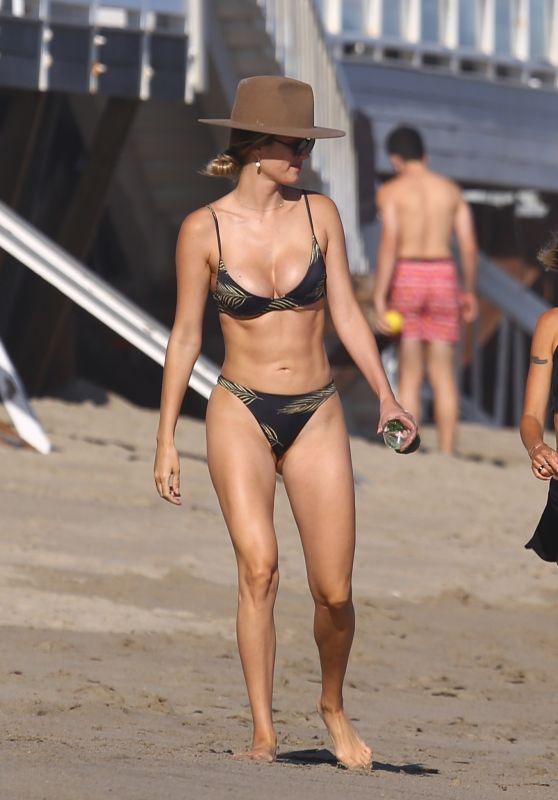 Talita Correa in a Bikini on the Sandy Beaches in Malibu 07/04/2020