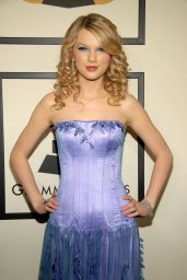 Taylor Swift - 50th Annual Grammy Awards in Los Angeles