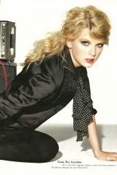 Taylor Swift - Glamour Magazine December 2010 Issue